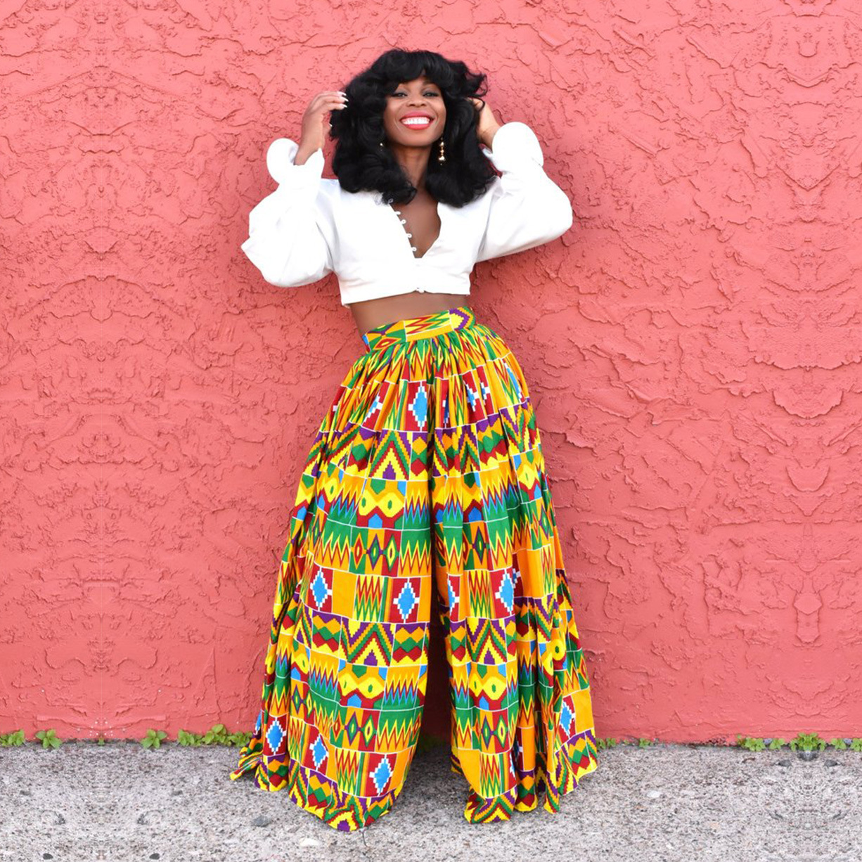 @Kendis african trousers 5