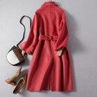 Elegant 100% Wool Co...