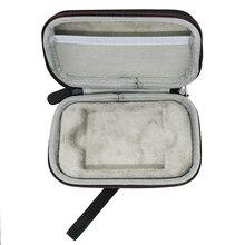 цена на Protective USB Semi-waterproof 1TB 2TB EVA Hard Cover Portable External SSD Carry Hard Drive Bag 250GB 500GB For Samsung T5 T1