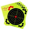 12 Inch Paper Shooting Target Adhesive Reactivity Targets Stickers Aim Gun Rifle Pistol Binders Training Hunting Accessories