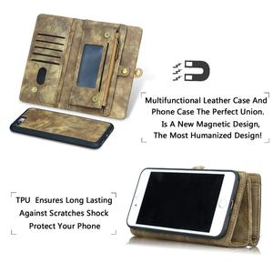 Image 4 - יוקרה עור מקרה עבור סמסונג S10 S10E S9 S8 NOTE9 S10 בתוספת s20 הערה 20 10 Flip מקרה ארנק כיסוי מגנט עסקים טלפון מקרה