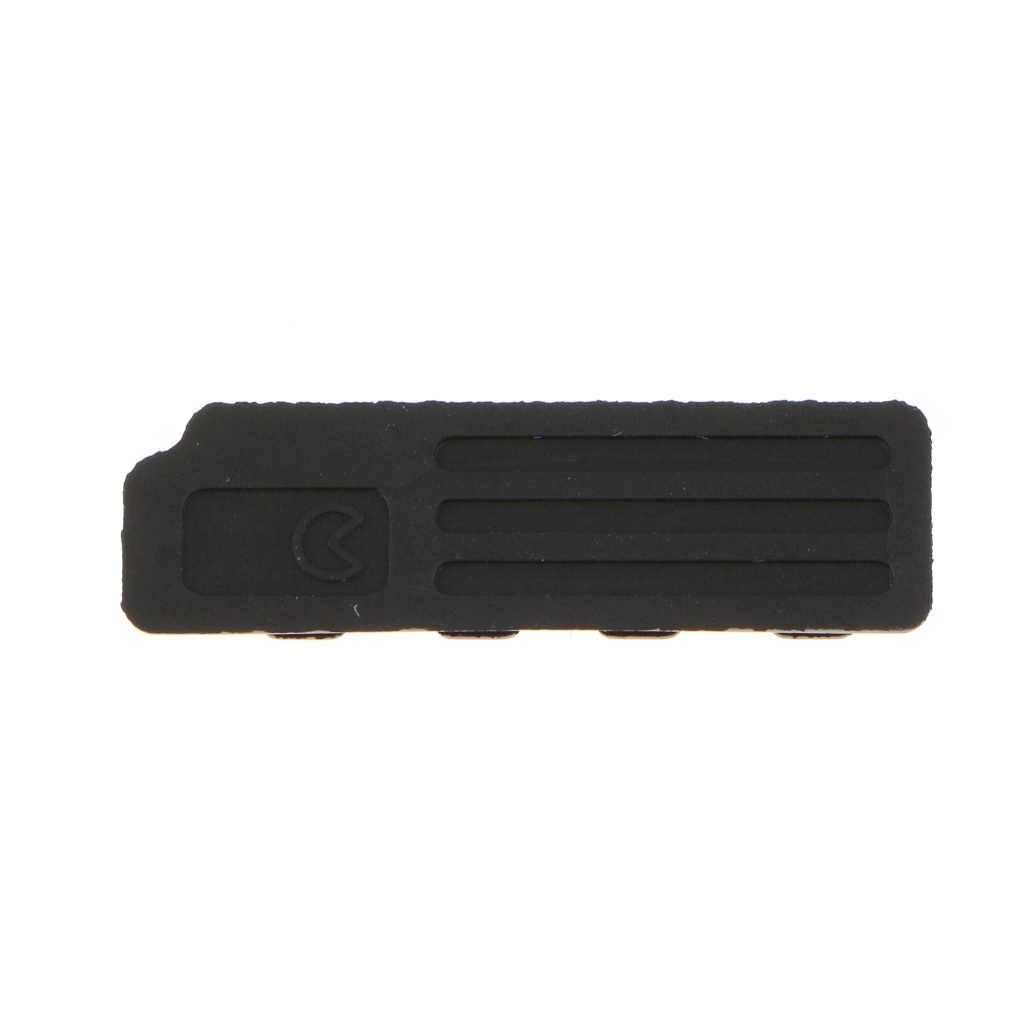 Card Socket Rubber Interface Cover Port Cap Replacement Part for Nikon D810