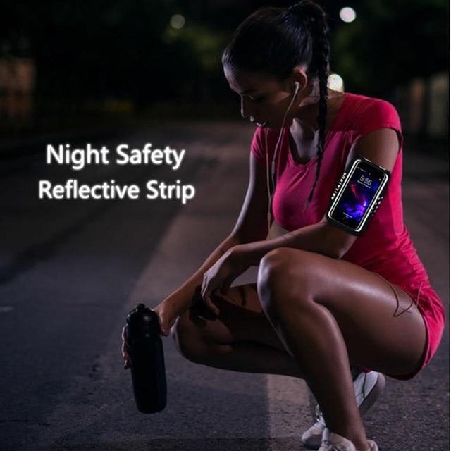 Smartphone Armband wasserdicht für Fitness und Sport 2