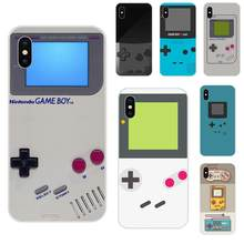 Soft Phone Capa untuk Xiao Mi Merah Mi Mi 4 7A 9T K20 CC9 CC9e Note 7 9 Y3 se Pro Perdana Pergi Bermain GameBoy Game Boy GB Asli(China)