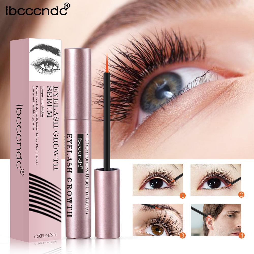 Norishing Eyelash Growth Liquid Eyelashes Rapid Growth Essence Lengthening Curl Lengthen Thicken Treatment Eye Lash Serum
