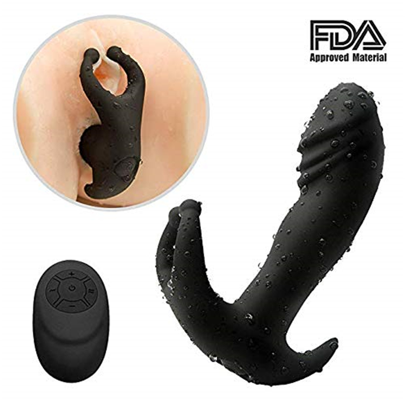 G Spot <font><b>Dildo</b></font> <font><b>Vibrator</b></font> <font><b>Sex</b></font> <font><b>Toys</b></font> for Woman Prostate Massage Powerful <font><b>Butterfly</b></font> <font><b>Vibrator</b></font> Clitoris <font><b>Sex</b></font> <font><b>Toy</b></font> Vibrating <font><b>Panties</b></font> image