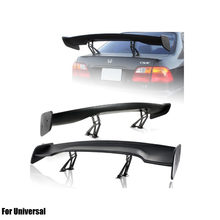 Racing spoiler, universal spoiler, für BMW f30 e90 spoiler, für ford fusion spoiler, GT ABS carbon fiber hinten flügel
