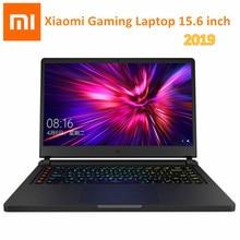 Xiaomi игровой ноутбук 15,6 дюймов Windows 10 OS Intel Core i7-9750H Hexa Core cpu 16 ГБ 512 ГБ rom МП HD камера ноутбук
