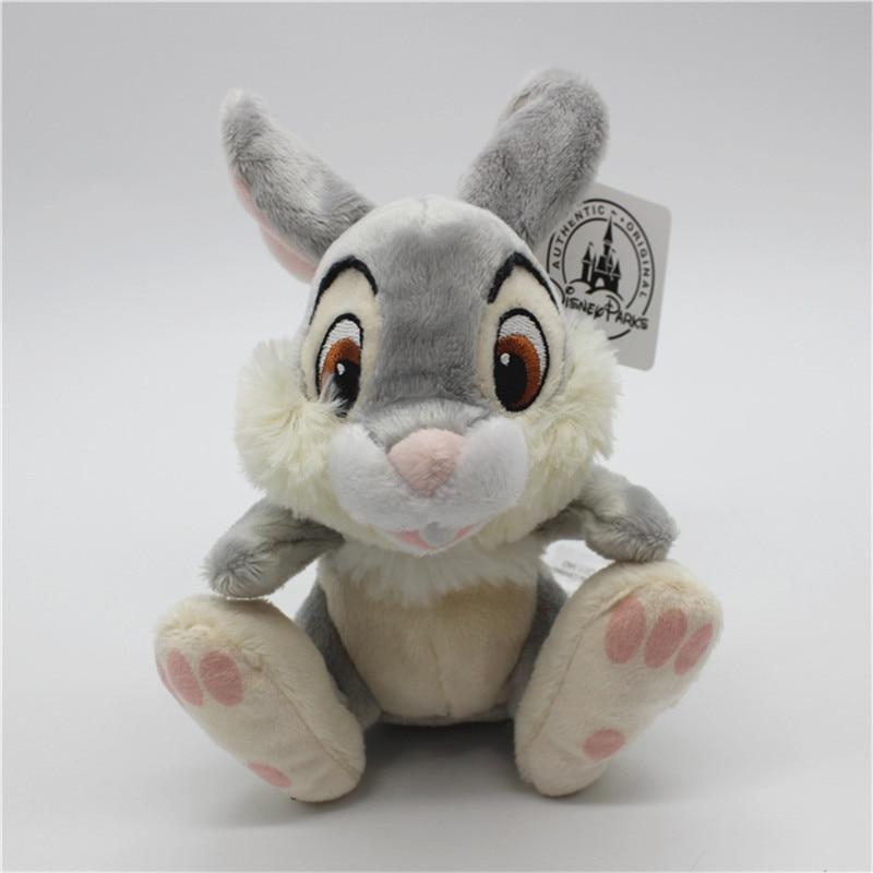 1 Piece Classical 15cm Bambi Deer Thumper Rabbit Children Gift Birthday Toys Plush Doll