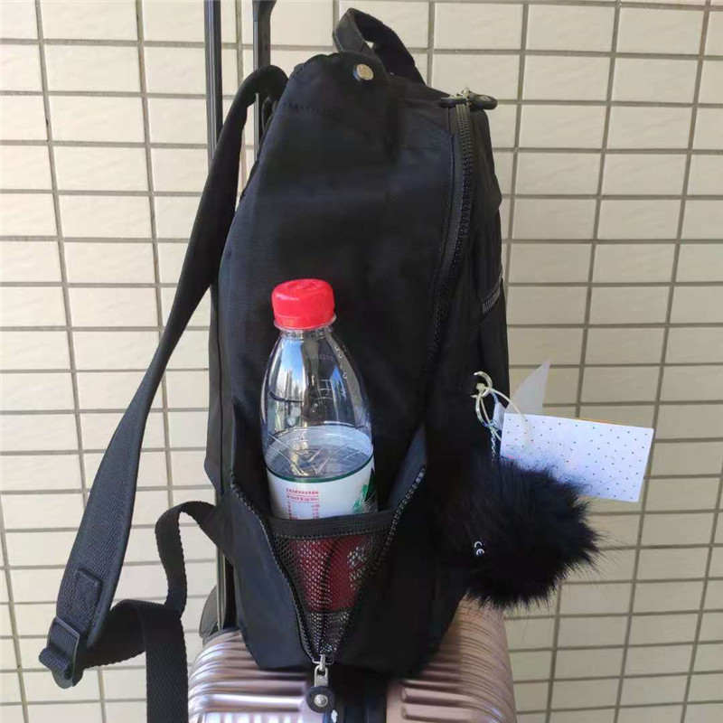 mulheres náilon mochilas bolsa feminina bagpack meninas