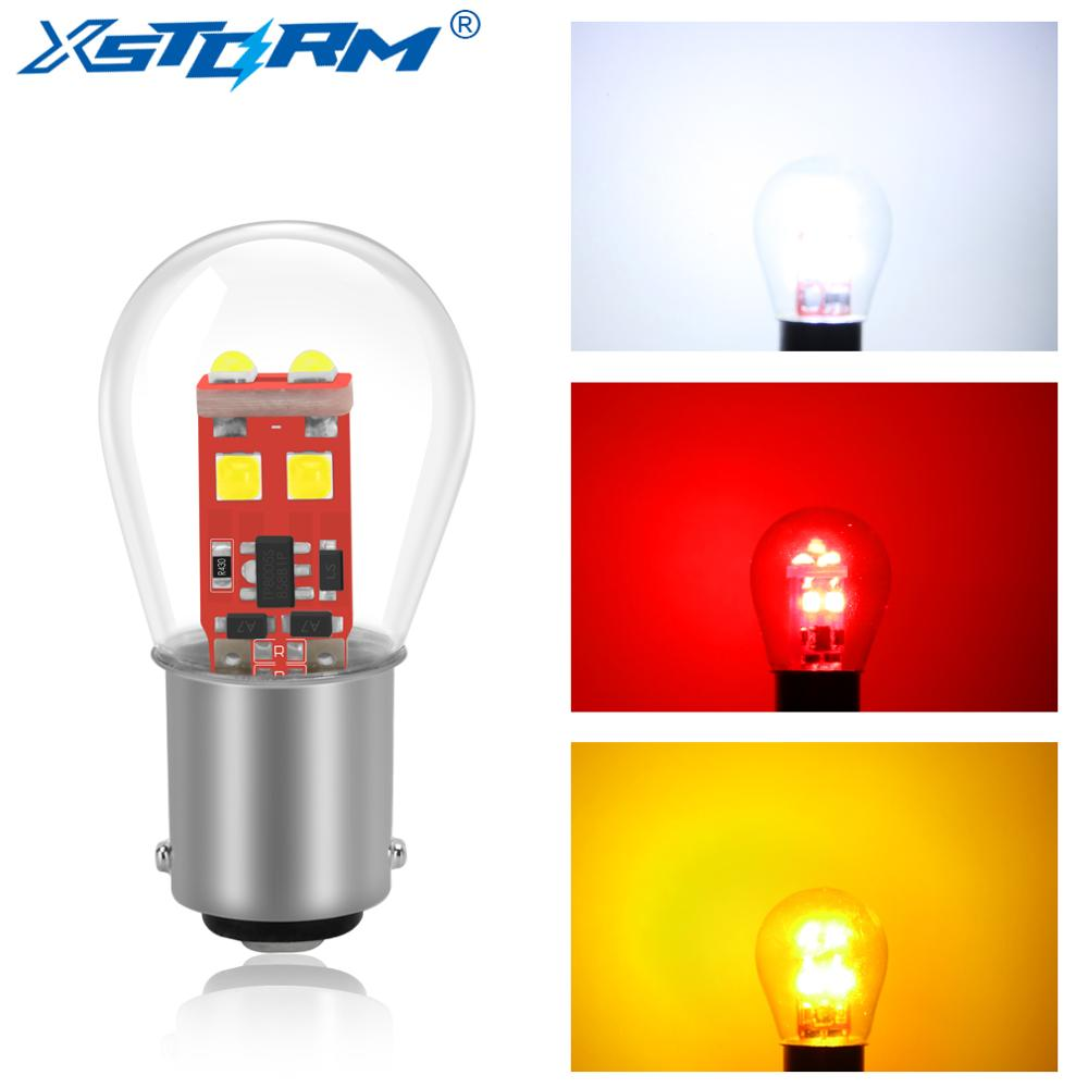 Car <font><b>LED</b></font> BAU15S PY21W BA15D 1157 BAY15D P21/5W <font><b>LED</b></font> <font><b>P21W</b></font> BA15S 1156 R5W R10W Turn Signal Brake Lights <font><b>Bulbs</b></font> Auto Lamp 12V image