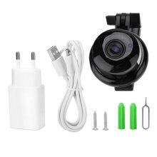 720p hd беспроводная wifi ip камера с двухсторонним микрофоном