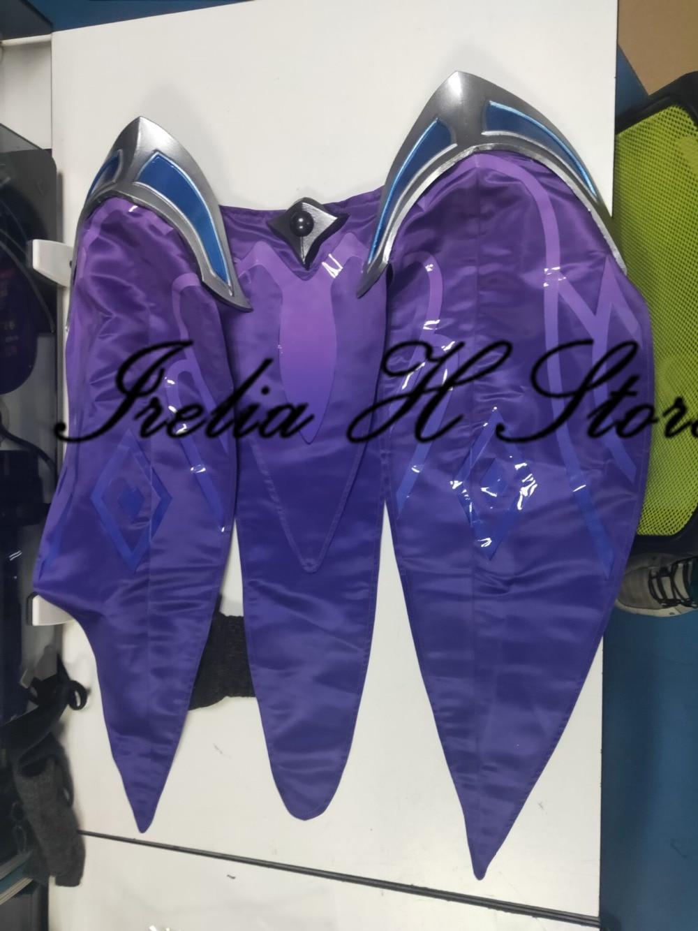Angela Ziegler Atlantic Division Mercy All-star skin Cosplay Costume private custom made Full set 10