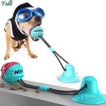 Populaire Zuignap Hond Speelgoed Huisdier Training Aids Tandenborstel Voor Hond Puppy Kinderziektes Speelgoed Kong Groothandel Labrador Golden Retriever Speelgoed