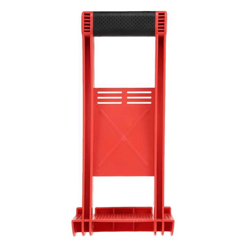 80kg Painel Ferramenta de Carga Transportadora Pinça Lidar Com Carry Folha do ABS Para O Transporte De Vidro Placa de Placa de Gesso Drywall a Madeira Compensada E placa de madeira