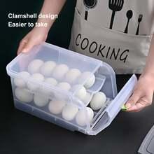 Многоярусная решетчатая коробка для яиц 60 дюймов кухонный двухуровневый