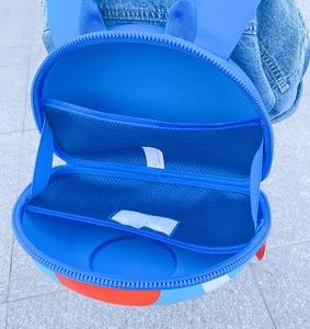 Image 4 - NOHOO maluch plecak dla dzieci 3D Rocket Space Cartoon torby przedszkolne plecaki szkolne dla dzieci przedszkole torby dla dzieci Mochila
