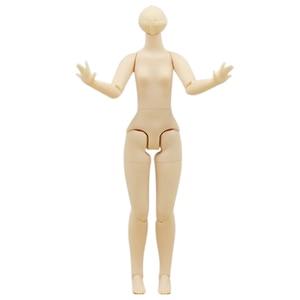 Image 1 - משלוח חינם התיכון Blyth משותף גוף רק עבור התיכון בובת, עבור 1/8 בובת צעצוע מתנת מזל יום