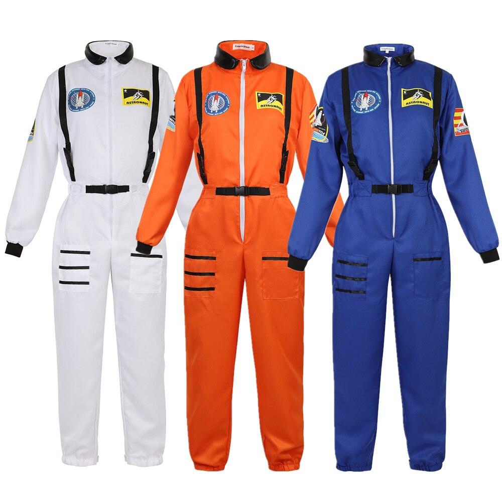 Astronaut Costume Women Halloween Costume Women Astronaut Suit Space Costume
