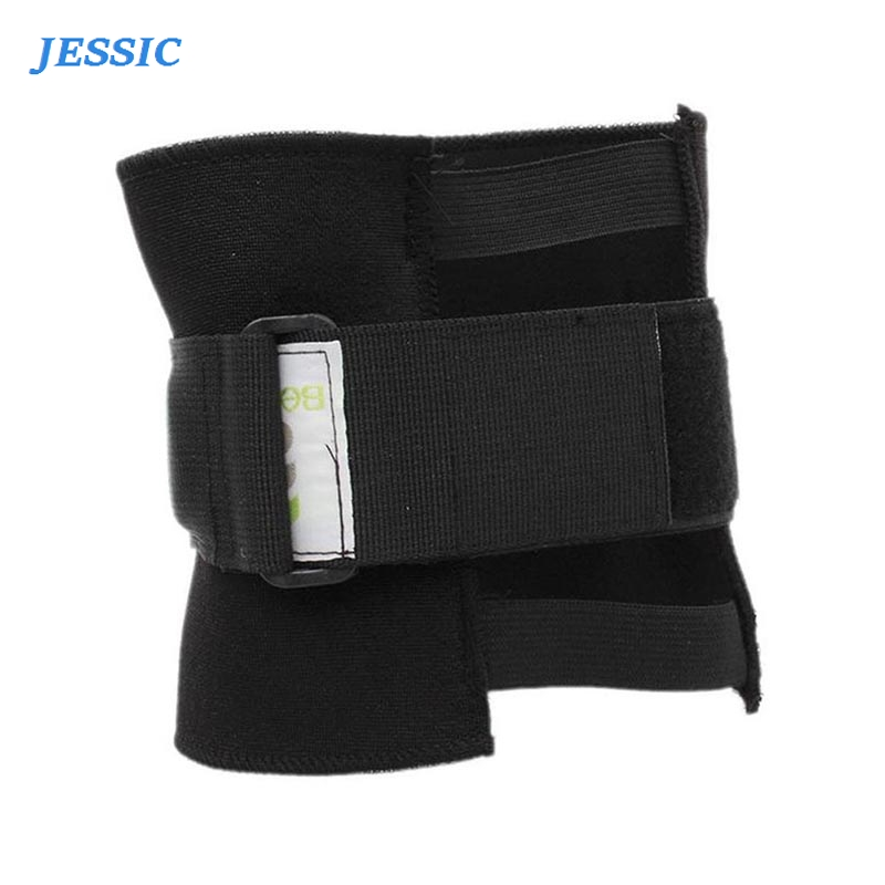 JESSIC New Pressue Point Knee Leg Brace Back Pain Acupressure Sciatic Nerve Pads Sciatic Nerve Health Care