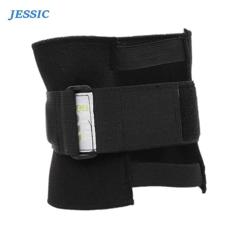 JESSIC New Pressue Point Knee Leg Brace Back Pain Acupressure Sciatic Nerve Pads Sciatic Nerve Health Care