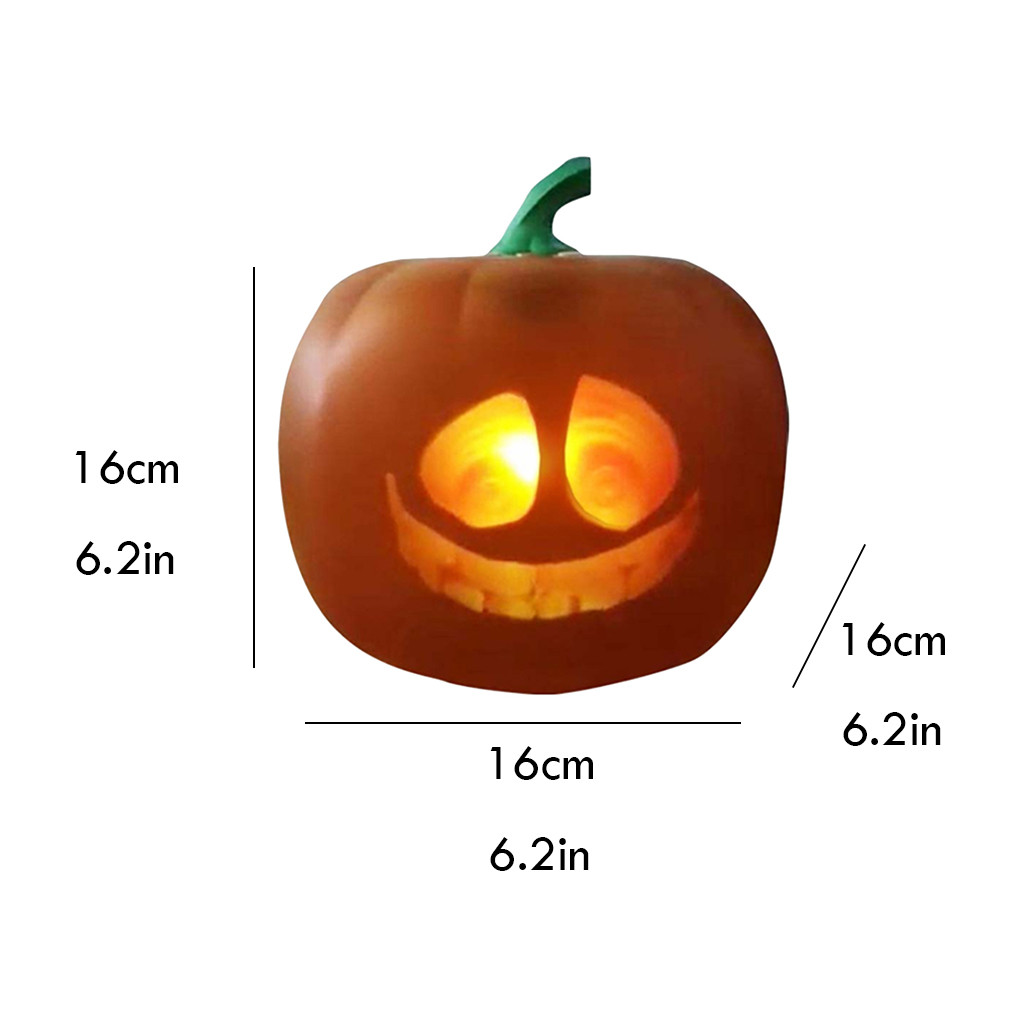 Plant - 3-in-1 Halloween Talking Animated Pumpkin With Built-in Projector & Speaker