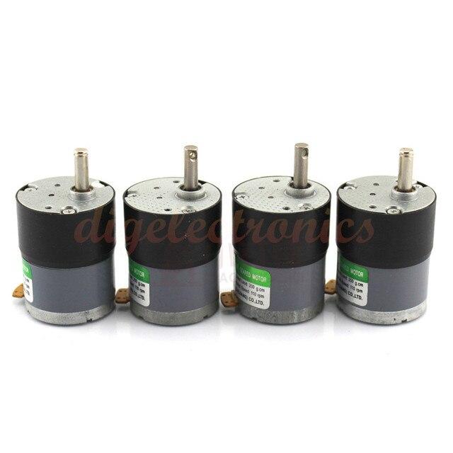 530 Reductie Motor DC 9V Micro Reductie Motor 110rpm Gear Motor voor DIY Robot Arm Accessoires