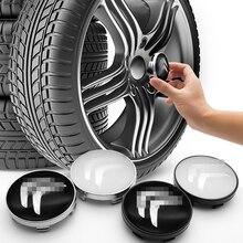 Car-Hub-Cap Wheel-Center Aluminum-Sticker C-Zero Citroen-C4picasso SPACETOURER Berlingo