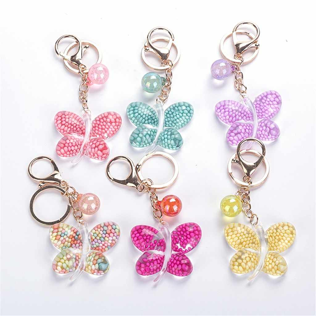Cute keychain accessories
