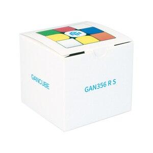Image 5 - لعبة مجسم سريعة سحرية من Gan356R S 3x3x3 لعبة مكعب الجان احترافية بدون ملصقات Gan356 RS 3x3 مجسم v2 gan 356RS ألعاب الألغاز Gan 356 R S