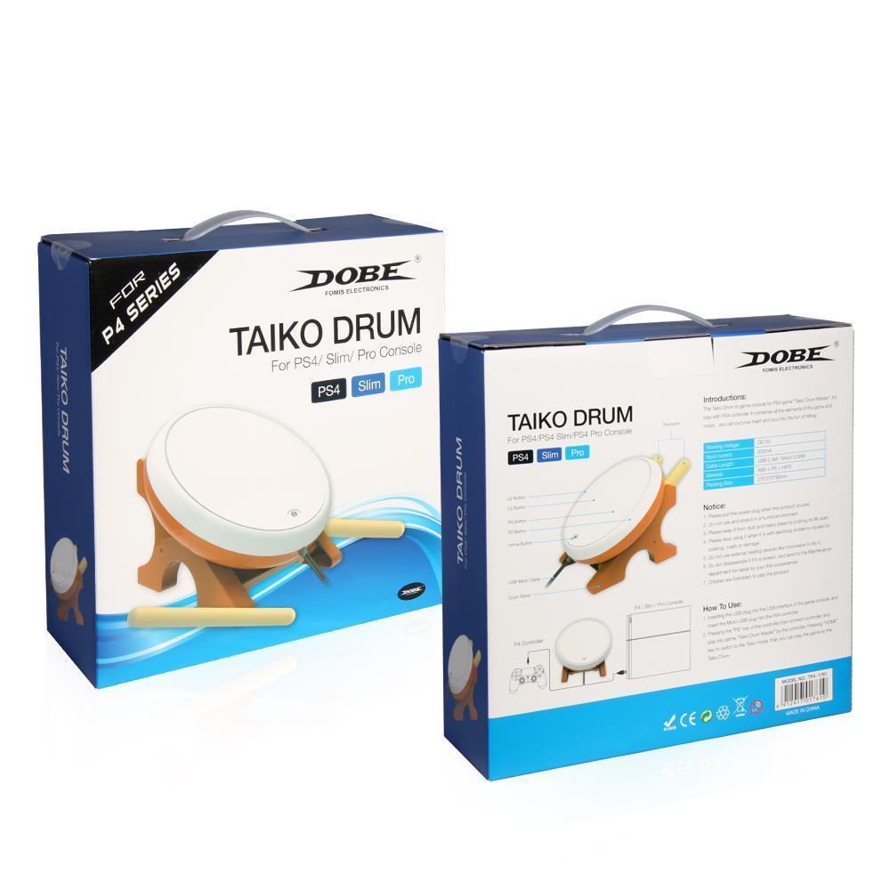 Contrôleur de batterie DOBE taiko ps4 Taiko pour PlayStation PS4/Slim/Pro contrôleur de jeu de batterie vidéo accessoires de jeu tambour japon. - 6