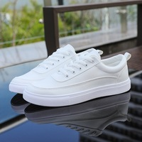 2019 The New High Quality Brand Comfortable Lace Up Light Mature soft Men Casual Shoes Men Fashion Flats loafers shoes M13 49