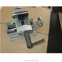 QKF 2 bench drill, variable milling machine, precision cross vise, small vise,6 inch
