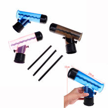 Detachable Curl Hair Roller Curler Random Hair Dryer Diffuser Magic Wind Spin(China)