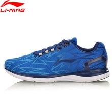 (Break Code) li Ning Men S Light Runnerรองเท้าวิ่งรองเท้าBreathable Cushion LiNning Li Ningกีฬารองเท้ารองเท้าผ้าใบARBM021 XYP493