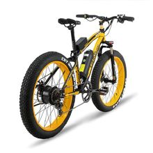 Battery Electric-Bike LANKELEISI Mountain-Bike/fat-Tire 1000w Power 26inch 48V Strong