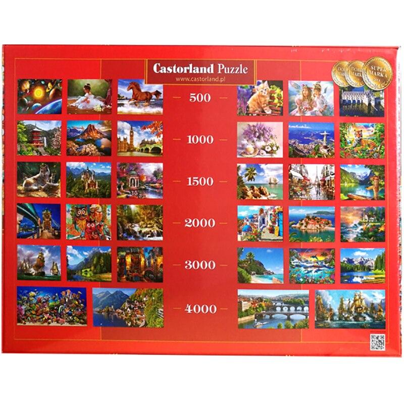 Puzzle 3000 pièces 92x68 cm Puzzle pour adulte shapeng Puzzle enfants jouets cadeau Petrapetosa jouets éducatifs puzzle jeu - 5