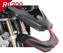 Motorcycle Accessories R 1200 GS Front Nose Fairing Beak Cowl Protector Guard for 2013-2016 BMW R1200GS R1200 GS LC 2014 2015 motorcycle accessories headlight guard protector bracket for bmw r1200gs r1200 gs r 1200 gs lc adv adventure 2013 2014 2015 2016