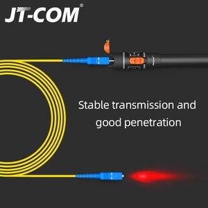 Image 3 - 10mW görsel hata bulucu 30mW/20mW/10mW/1mW Fiber optik kablo test cihazı 5km 10km 30 km VFL ücretsiz kargo