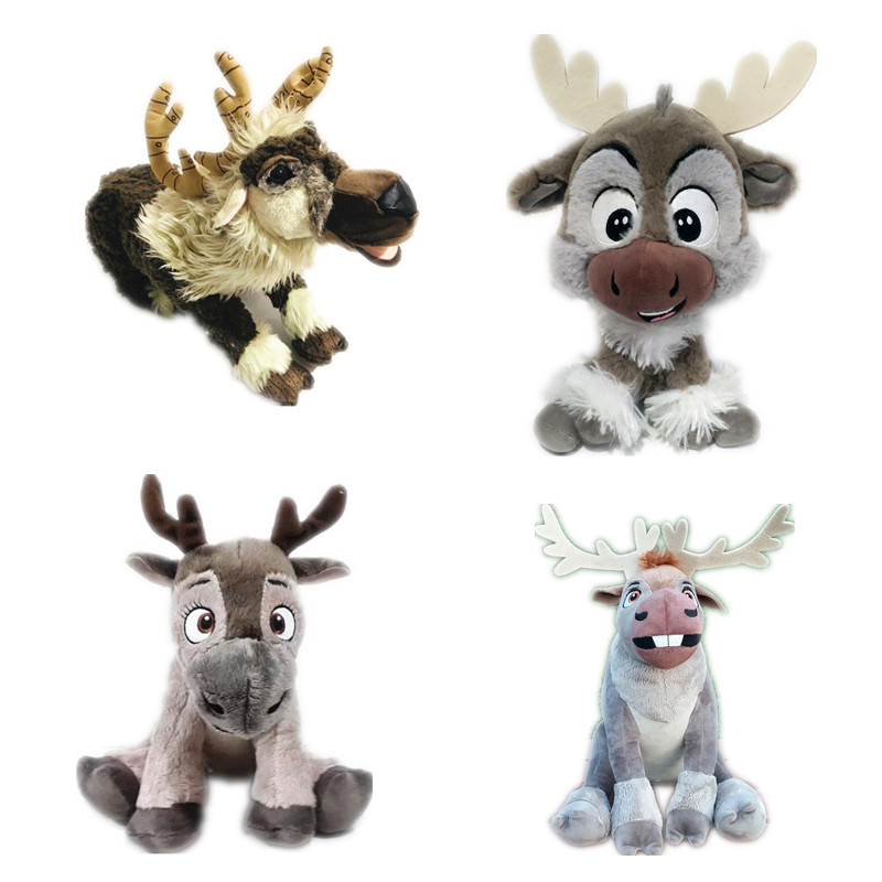 1 Pieces/lot The Deer Sven Doll Plush Gift Children's Toys