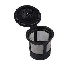 Многоразовый одиночный стакан для Keurig Solo фильтр K-Cup кофе из нержавеющей сетки