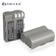 PALO 2400mAh EN-EL3E ENEL3E Camera Battery Pack for Nikon D90 D80 D300 D300s D700 D200 D70 D50 D70s D100 D-100 D-300 D-70 D-90 цена и фото