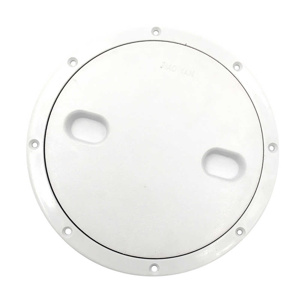 Marine Boat RV 270*375mm Access Hatch Cover Twist Screw Out Deck Plate