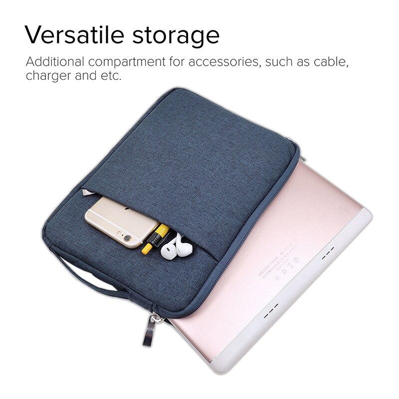 Сумка для хранения на молнии чехол для Alldocube M5XPRO/M5S/M5X/iplay10pro 10,1-дюймовый Планшет Портативный и удобный чехол для сумки + подарок
