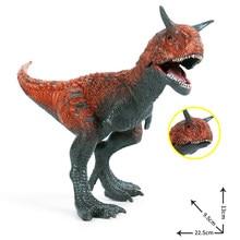 Cala ameryka północna Carnotaurus figurka dinozaura figurki pcv ameryka północna Carnotaurus figurka dinozaura figurki pcv Model