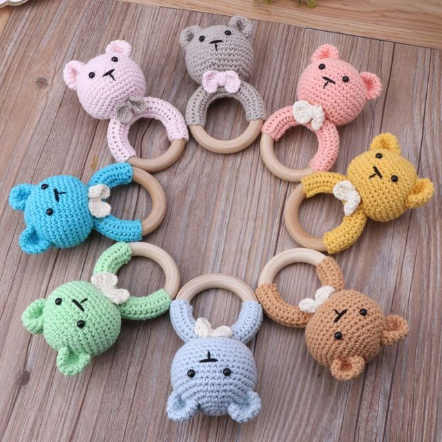 Bear Organic Teether Infant (3-12 months) Shop by Age Teethers & Rattlers Toddler (1-3 years)