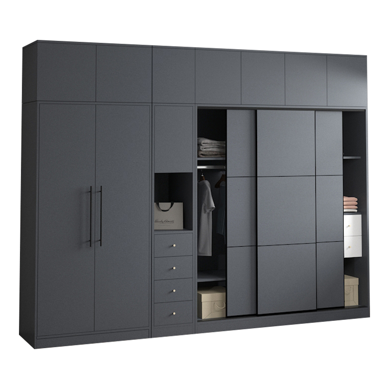 Custom Wardrobe Sliding Door Closet Bedroom Furniture Storage Design Hot Sale Bedroom Sets Aliexpress