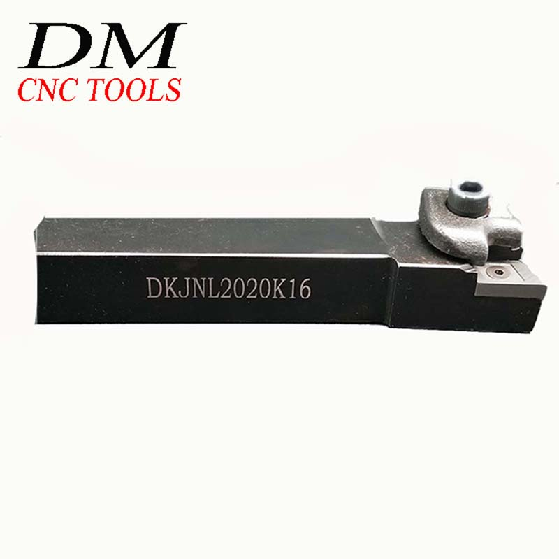 1pcs DKJNR/DKJNL 2525M16/2020K16 CNC Lathe Tool External Turning Tool High Tool Carrier