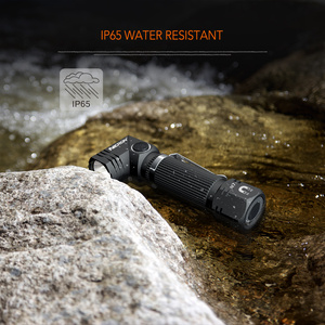Image 4 - NICRON Led Flashlight Handfree Dual Fuel 90 Degree Twist Rotary Clip 600LM Waterproof Magnet Mini Lighting LED Torch Outdoor N7