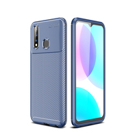 style protective For Vivo Y19 Case Business Style Silicone Rubber Shell Coque TPU Back Phone Cover For Vivo Y19 Protective Case For Vivo Y19 (3)